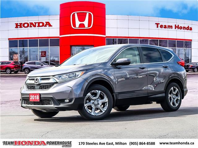 2018 Honda CR-V EX-L (Stk: 3834) in Milton - Image 1 of 30