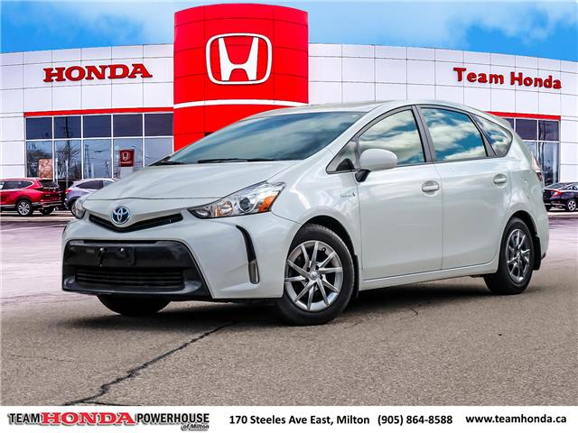 2017 Toyota Prius v Base (Stk: 21364A) in Milton - Image 1 of 29
