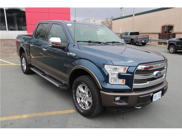 2017 Ford F-150 Lariat (Stk: PW2716) in St. John\'s - Image 1 of 20