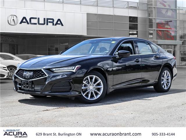 2021 Acura TLX Base (Stk: 21087) in Burlington - Image 1 of 30