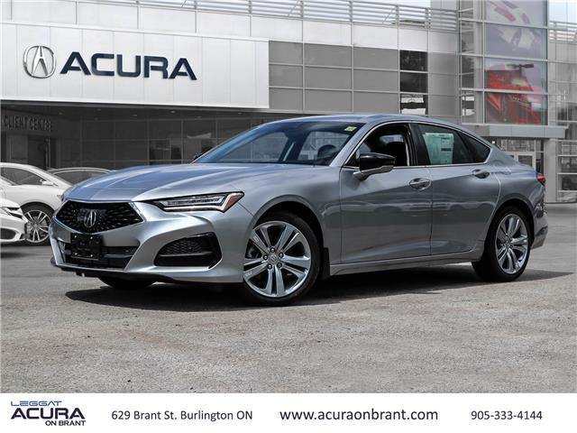 2021 Acura TLX Tech (Stk: 21098) in Burlington - Image 1 of 30