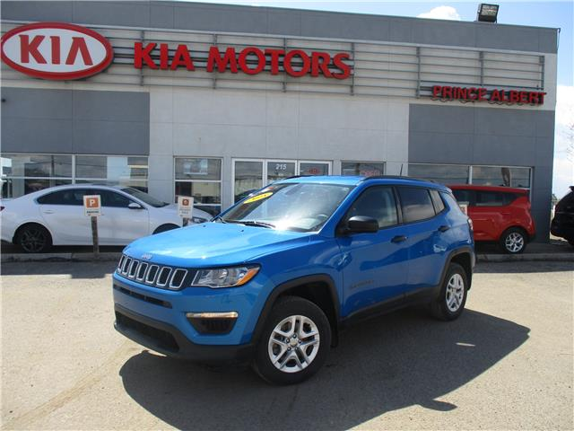2018 Jeep Compass Sport (Stk: 41096A) in Prince Albert - Image 1 of 12