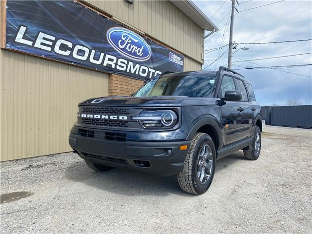 2021 Ford Bronco Sport Badlands (Stk: 21-71) in Kapuskasing - Image 1 of 20