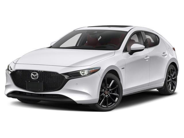 2021 Mazda Mazda3 Sport 100th Anniversary Edition (Stk: L8378) in Peterborough - Image 1 of 9