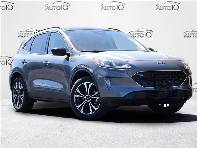 2021 Ford Escape SEL (Stk: ZC604) in Waterloo - Image 1 of 18