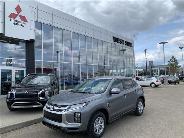 2021 Mitsubishi RVR SE (Stk: R21048) in Edmonton - Image 1 of 23