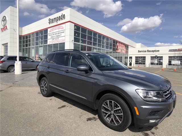 2018 Volkswagen Tiguan Comfortline (Stk: 9415A) in Calgary - Image 1 of 26