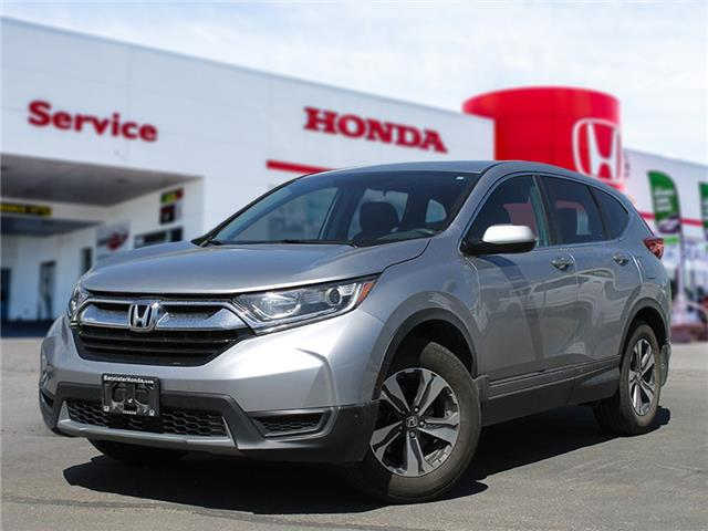 2017 Honda CR-V LX (Stk: L21-113) in Vernon - Image 1 of 1