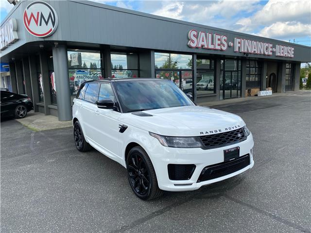 2020 Land Rover Range Rover Sport HSE DYNAMIC (Stk: 20-732417) in Abbotsford - Image 1 of 18