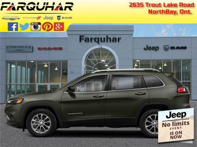 2021 Jeep Cherokee Sport (Stk: 21096) in North Bay - Image 1 of 1