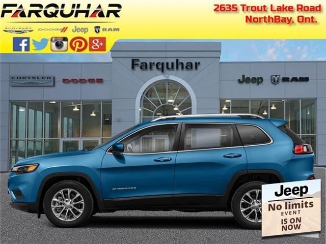 2021 Jeep Cherokee Trailhawk (Stk: 21173) in North Bay - Image 1 of 1