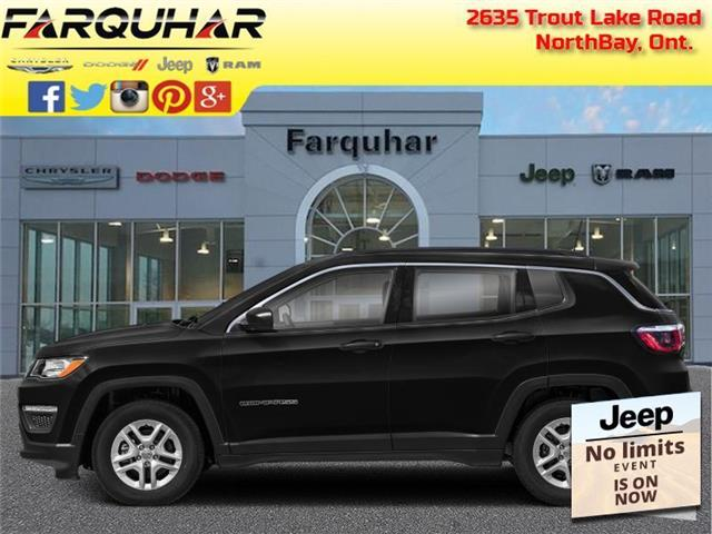 2021 Jeep Compass Altitude (Stk: 21057) in North Bay - Image 1 of 1