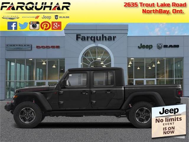 2021 Jeep Gladiator Rubicon (Stk: 21176) in North Bay - Image 1 of 1