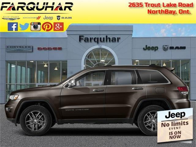 2021 Jeep Grand Cherokee Limited (Stk: 21163) in North Bay - Image 1 of 1