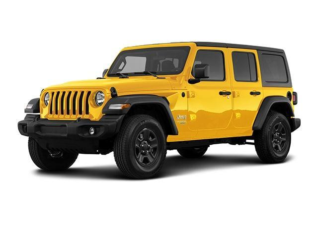 2021 Jeep Wrangler Unlimited Sport (Stk: 21240) in North Bay - Image 1 of 1