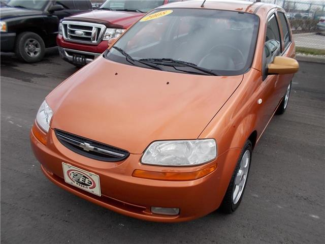 2008 Chevrolet Aveo 5 LT (Stk: A544Y) in Windsor - Image 1 of 6