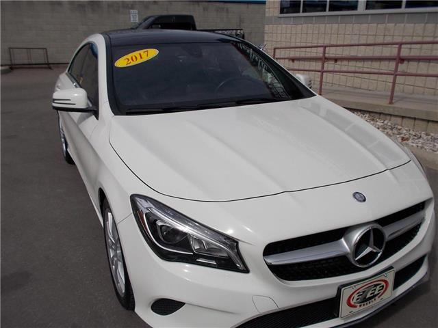 2017 Mercedes-Benz CLA 250 Base (Stk: A852) in Windsor - Image 1 of 6