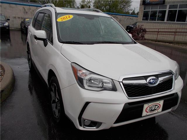 2014 Subaru Forester  (Stk: A882Y) in Windsor - Image 1 of 7