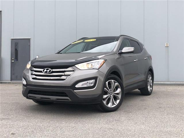 2016 Hyundai Santa Fe Sport  (Stk: M7223A) in Mont-Laurier - Image 1 of 9