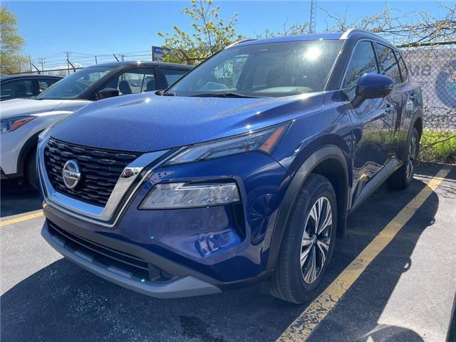 2021 Nissan Rogue SV (Stk: 21130) in Sarnia - Image 1 of 5
