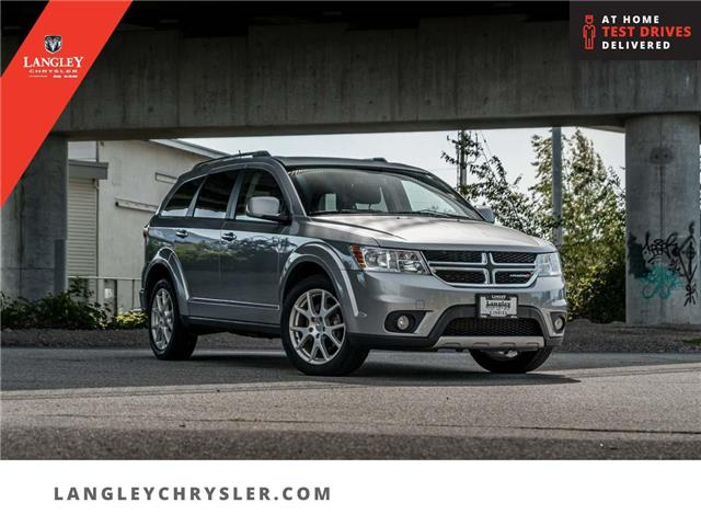 2016 Dodge Journey R/T (Stk: LC0701A) in Surrey - Image 1 of 27