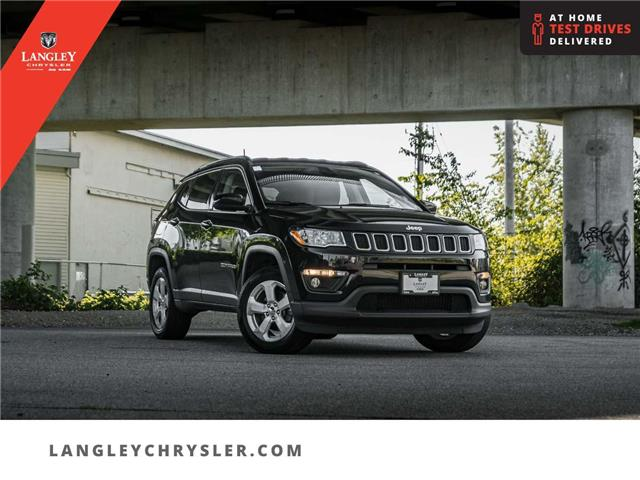 2018 Jeep Compass North (Stk: M542807A) in Surrey - Image 1 of 27