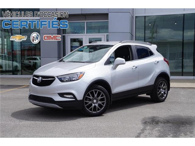 2019 Buick Encore Sport Touring (Stk: LM011A) in Trois-Rivières - Image 1 of 26