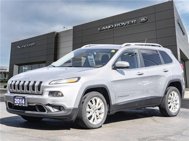 2014 Jeep Cherokee Limited (Stk: TO17094) in Windsor - Image 1 of 22