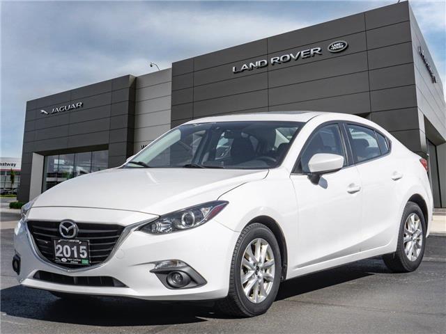 2015 Mazda Mazda3 GS (Stk: TO69753) in Windsor - Image 1 of 20
