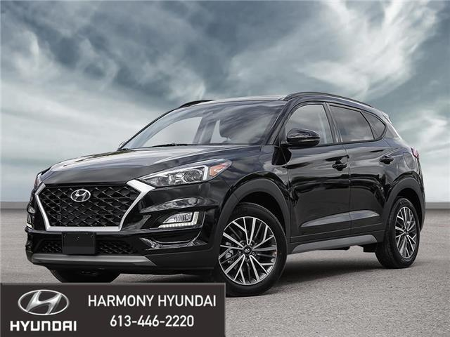 2021 Hyundai Tucson Luxury (Stk: 21249) in Rockland - Image 1 of 23