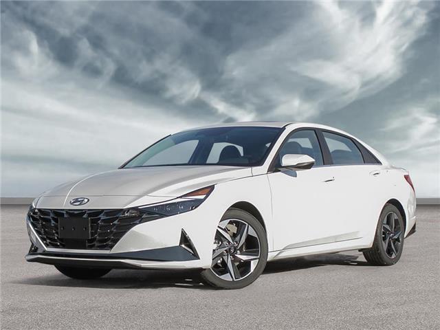2021 Hyundai Elantra Ultimate Tech (Stk: 21250) in Rockland - Image 1 of 11