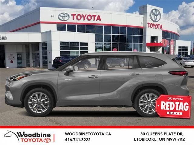 2021 Toyota Highlander Hybrid Limited (Stk: 21-256) in Etobicoke - Image 1 of 1