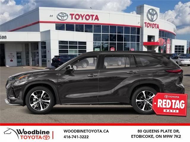 2021 Toyota Highlander XSE (Stk: 21-358) in Etobicoke - Image 1 of 1