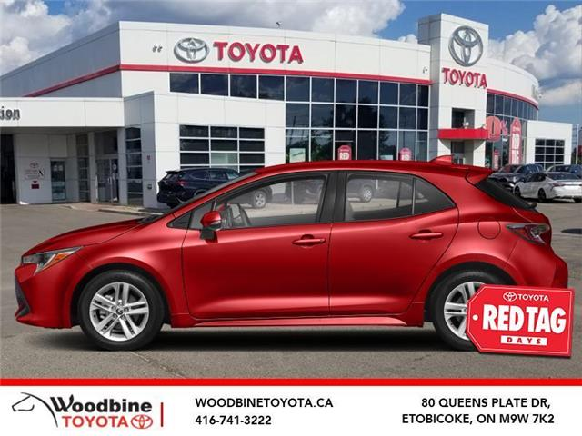 2021 Toyota Corolla Hatchback Base (Stk: 21-381) in Etobicoke - Image 1 of 1