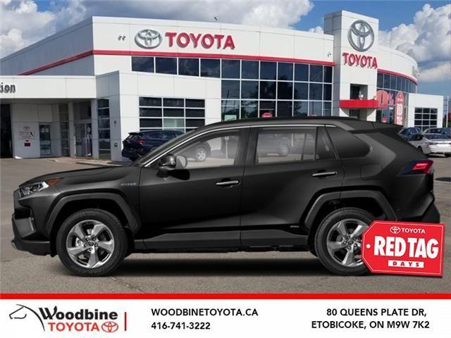 2021 Toyota RAV4 Hybrid Limited (Stk: 21-382) in Etobicoke - Image 1 of 1