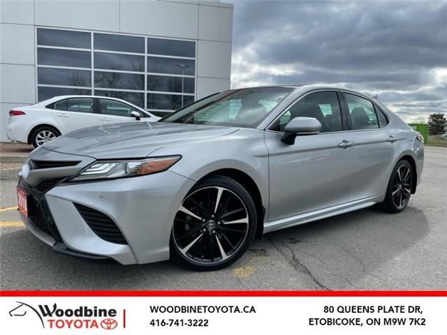 2018 Toyota Camry XSE (Stk: 21-383A) in Etobicoke - Image 1 of 22