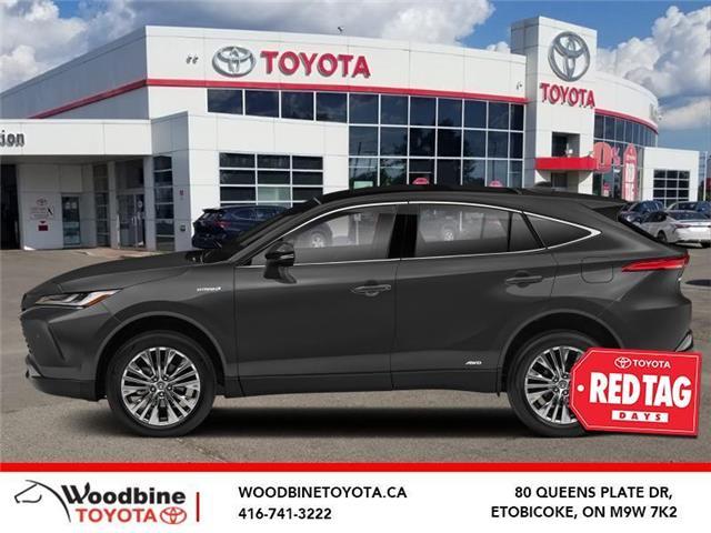 2021 Toyota Venza XLE (Stk: 21-401) in Etobicoke - Image 1 of 1
