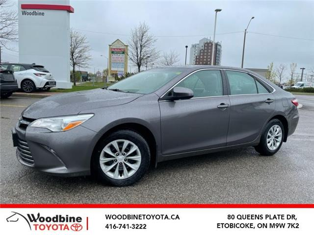 2016 Toyota Camry LE (Stk: 21-294A) in Etobicoke - Image 1 of 22