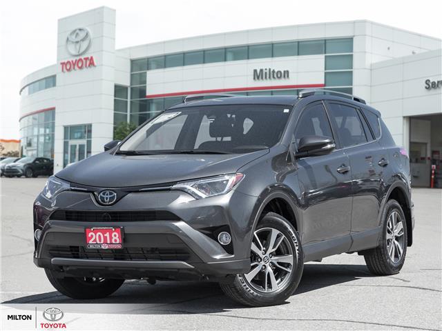 2018 Toyota RAV4 XLE (Stk: 498735) in Milton - Image 1 of 21