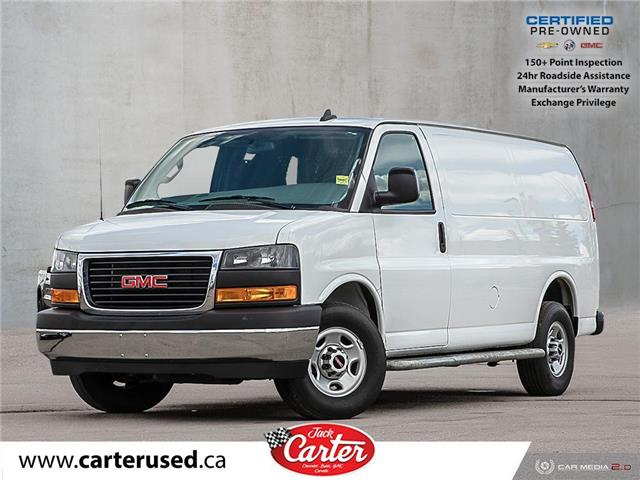 2019 GMC Savana 2500 Work Van (Stk: 35452U) in Calgary - Image 1 of 27