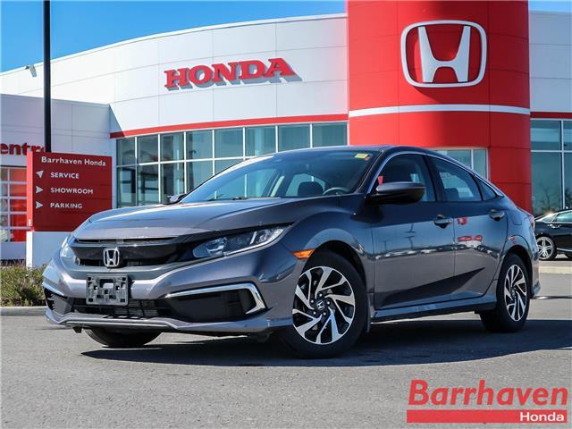 2019 Honda Civic EX (Stk: B0954) in Ottawa - Image 1 of 28
