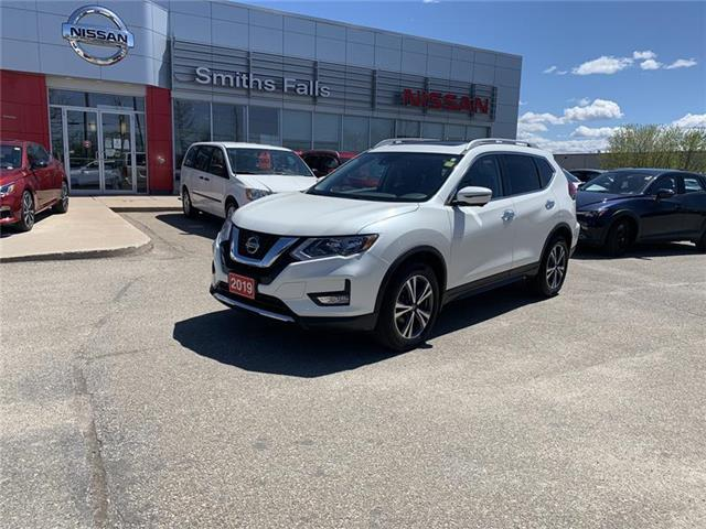 2019 Nissan Rogue SV (Stk: 20-214A) in Smiths Falls - Image 1 of 16