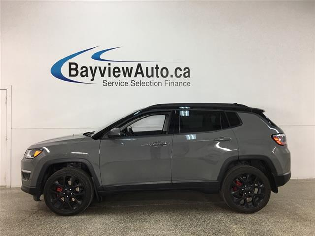 2019 Jeep Compass Limited (Stk: 37856W) in Belleville - Image 1 of 28
