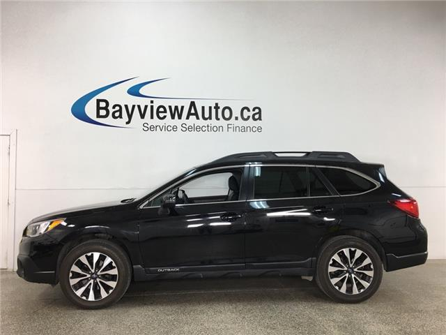 2017 Subaru Outback 3.6R Limited (Stk: 37819W) in Belleville - Image 1 of 28