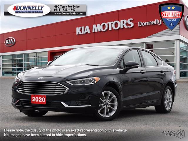 2020 Ford Fusion Energi SEL (Stk: KU2533) in Ottawa - Image 1 of 28