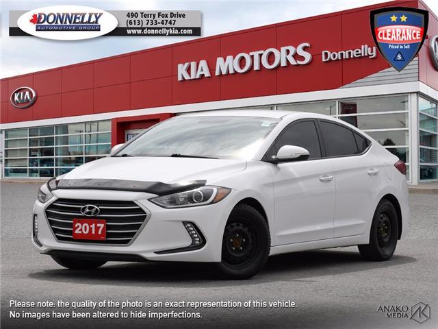 2017 Hyundai Elantra GL (Stk: KV388DTA) in Ottawa - Image 1 of 25