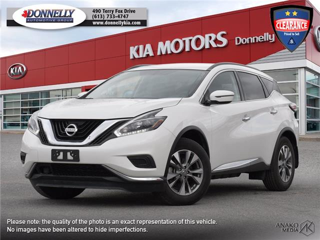2018 Nissan Murano S (Stk: KW6A) in Ottawa - Image 1 of 25