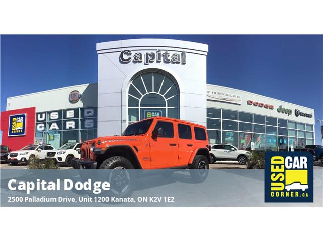 2019 Jeep Wrangler Unlimited Rubicon (Stk: P3175) in Kanata - Image 1 of 25