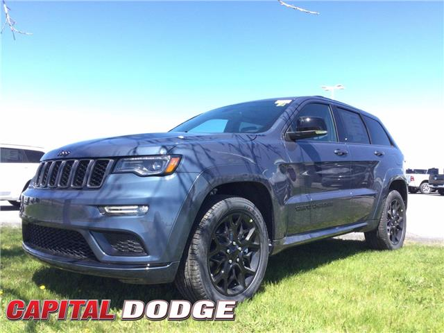 2021 Jeep Grand Cherokee Limited (Stk: M00421) in Kanata - Image 1 of 28