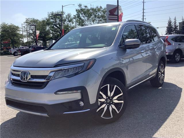 2021 Honda Pilot Touring 8P (Stk: 11-21549) in Barrie - Image 1 of 25